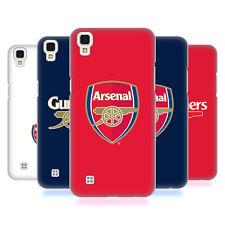 UFFICIALE Arsenal FC 2016/17 Crest HARD BACK CASE per LG Telefoni 2