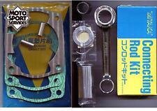 MITAKA Rod Kit & Cylinder Spacer Conversion Honda CR500 CR 500 1984 1985 1986