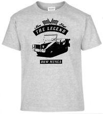 T-Shirt, DKW Munga, Car, Oldtimer, Youngtimer
