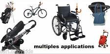 Porte Parapluie Universel - poussette - remorque - chariot - caddie - jogger