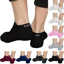 Moda Donna Uomini scopano-OFF Calzini Casual cotone sportiva alla caviglia lettera modello CALZINO