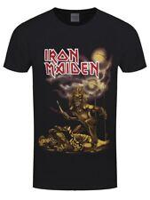 Iron Maiden T-shirt Sanctuary Men's Black