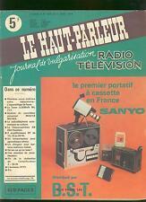 le haut parleur radio télévision journal de vulgarisation 1451