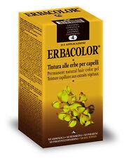 ERBACOLOR - TINTURA PER CAPELLI ALLE ERBE 210 ml + OMAGGIO (tinta, colorazione)