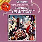 Corigliano: Concerto for Piano & Orchestra; Tournaments (CD, BMG, RCA) Douglas