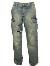 Jeans uomo POWELL Carpenter Tg. US 36 IT 50 Denim Vintage Original New