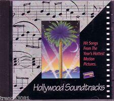 Blockbuster Video Hollywood Soundtracks Classic Greatest 80s WHITNEY HOUSTON