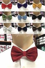 NEW Style Texedo Classic BowTie  Neckwear Adjustable Men Women's Bow Tie