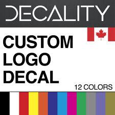 Custom Decal Vinyl Sticker JDM Logo