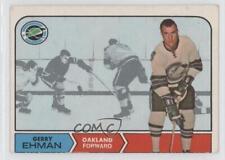 1968-69 O-Pee-Chee #84 Gerry Ehman Oakland Seals Hockey Card