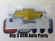 2008-2012 Chevrolet Malibu Front Bumper Bowtie Emblem new OEM 22909142