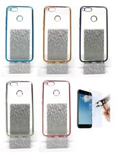"""funda carcasa bumper gel tpu metalizada Xiaomi Mi A1 (4G) 5.5"""" NUEVO"""
