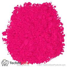 Fluorescent Powder, MAGENTA - UV Reactive Powder / Pigment