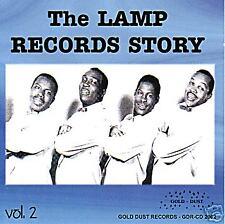 V.A. - THE LAMP RECORDS STORY Vol. 2 - DooWop CD