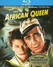 The African Queen blu-ray (Humphrey Bogart, Katharine Hepburn)