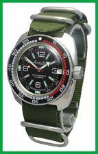AMPHIBIA 200m VOSTOK AUTOMATIC MECHANICAL WATCH! NEW! 2416/710640 Fr