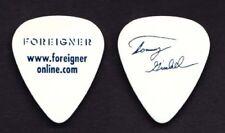 Foreigner Tommy Gimbel Signature Guitar Pick - 2008 Tour