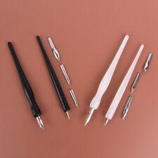 Manga Pen Dip Pen Set Manga Comic Pro Drawing Kit Anime Nib Drawing Tools WL