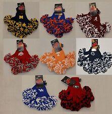 NEW NCAA Spirit Fingerz Pom Pom Gloves