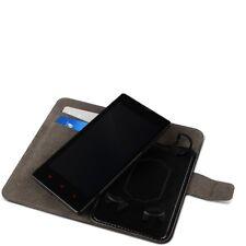 Handyhülle Wallet Case f. TP-LINK Smarpthones Handy Schutz Hülle