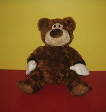 "GUND PJ Original Mattress Factory Bear 15"" Bean Tush Plush"