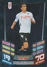N°365 BRYAN RUIZ # COSTA RICA FULHAM.FC PSV TRADING CARD MATCH ATTAX TOPPS 2013