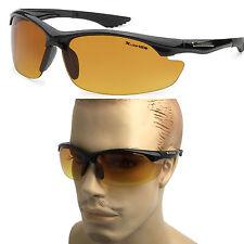 X-Loop HD Sport Golfing Sunglasses Mens Running Night Driving Fishing Glasses