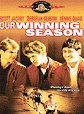 OUR WINNING SEASON (DVD) READ DETAILS FIRST Scott Jacoby Dennis Quaid