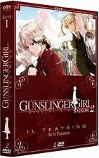 Gunslinger Girl II - Teatrino (saison 2) - Coffret 1 aida yu Kaze