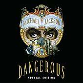 Michael Jackson - Dangerous (CD 1991)