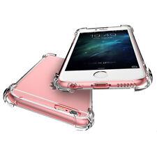 UltraThin Slim TPU Gel Skin Cover Case Pouch Apple iPhone X 10 8+7+ 7/8 6/6S+5SE
