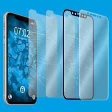 Für Apple iPhone X / XR / XS / XS Max  –  Schutz-Folie für Display Cover Screen