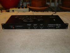 Electro Voice, EV COL-1, Altec 1712A, Compressor Limiter, Vintage Rack