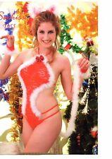 intimo rosso costume donna natale frontino e sexy coda toy sex polsini lingerie