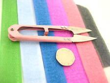 3ms 20mm Azul Suave Cinta de gancho y Bucle de las tiras de cierre de puntada cose en cinta
