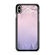 Bouncing Energy Beam Polka Dot Christmas Light Galaxy Sky 2D Phone Case Cover