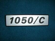 Emblem / Badge Fiat 127 1050/C Plastik