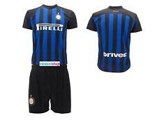 Inter Maglia Completo neutra  2018/2019 Prodotto Ufficiale