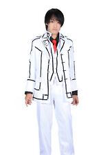 Japanese Anime Vampire Knight Cosplay Costume Night School Male Uniform