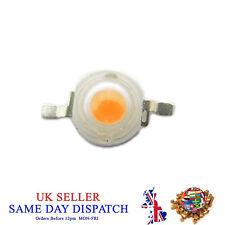 1W High Power SMD LED CHIP Rosa Perline a diodi che emettono LAMPADINA 380-840nm