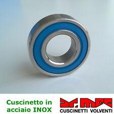 Cuscinetti in acciaio inox serie 600 2RS