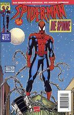 SPIDER-MAN/Die SPINNE Vol.1 (1997) deutsch ab # 0,1-47 + lim. Variants +Specials