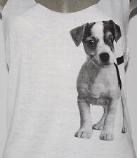 Pug,Puppy,Kitten,Rabbit Print vest tops,2 colors  Animal printed