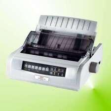 OKI Microline 5520 Nadeldrucker generalüberholt mit Rechnung USB Parallel