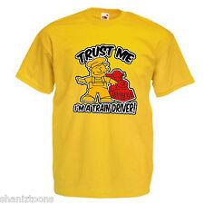 Train Driver Children's Kids T Shirt