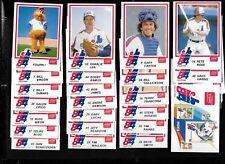 1984 STUART MONTREAL EXPOS MLB BASEBALL CARD SEE LIST