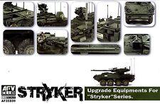 AFV Club 1/35 AF35S59 Upgrade Equipments for STRYKER Series M1128/M1130/M1134