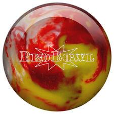 Bowlingball Pro Bowl red yellow silver, diversen Größen