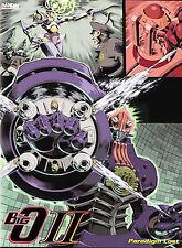 The Big O II, Vol. 1: Paradigm Lost Bandai DVD