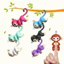 Dedo Bebé Mono Mascota Interactiva niños hablando electrónica